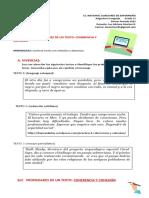 Guía Nro 2 Cohesion y Coherencia Periodo 1