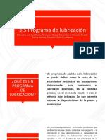 3.5 Programa de Lubricacion.pptx