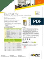 Geowall 35 Fr