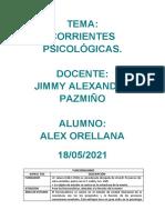 Alex Orellana Funcionalismo