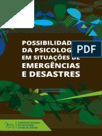 O desastre, a emergência, o jurídico