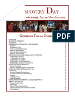 USC 2011 Discovery Day Guidebook