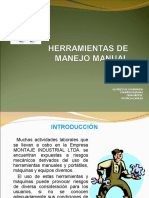 presentacionmanejosegurodeherramientas-091130074820-phpapp01