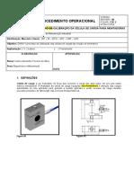 POX-X0XSGQ - Procedimento de Calibração da Célula de em revisao