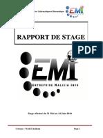 131140573 Rapport de Stage Final