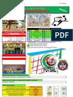 Resultados da 10ª Jornada do Campeonato Distrital da AF Beja em Futsal