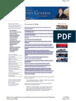 Idaho Attorney General - Foreclosure FAQs