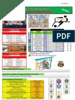 Resultados da 17ª Jornada do Campeonato Distrital da AF Évora em Futsal