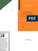 María Marta García Negroni - Escribir en español. Claves para una corrección de estilo (2011)