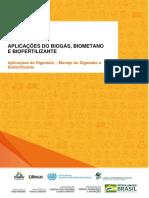 Aplicações Do Digestato – Manejo Do Digestato e Biofertilizante