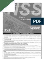 AFP16_Prova_Tecnico_Previdenciario_2003