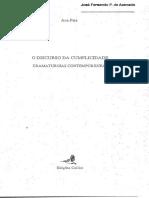Ana Pais - O Discurso Da Cumplicidade, Dramaturgias Contemporâneas