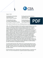 CTIA - CEA Letter to Congress on Incentive Auctions