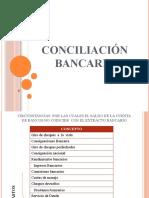 AJUSTES OCASIONADOS POR CONCILIACIÒN BANCARIA