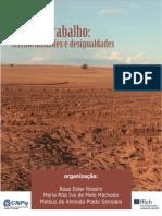Terra e Trabalho Territorialidades e Desigualdades Rossini, Machado 86468