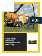 Best Practices for Locating Underground Utilities More Safely