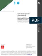 INTE ISO 9186-2 2018