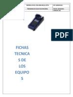 FICHA TECNICA EQUIPOS