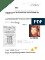 Actividad Fuentes Histórica