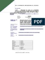 Expediente Técnico e Información Complementaria Del Expediente Técnico