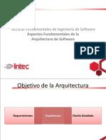 INTEC - IDS323 - 4 - Aspectos Fundamentales de la Arquitectura de Software