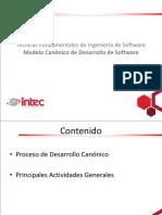 INTEC - IDS323 - 2 - Modelo Canónico de Desarrollo de Software
