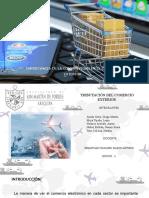Importancia de La Conectividad en El Comercio Exterior