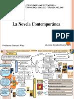 La Novela Contemporanea Ariadna Rivera