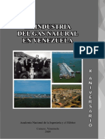 La Industria Del Gas Natural en Venezuela