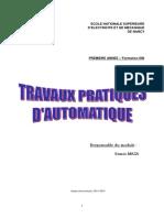 Tp Automatique ISN 2021