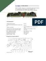 Compresor Limitador Clipper - Versión Estéreo