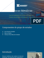 TDE Fundações - Estacas Metálicas para Fundações
