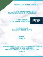 INFOGRAFIA (MERCADO DE VALORES)