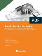 TDE3 - Patologia das Estruturas - Laudo Técnico - Marcos Baldin