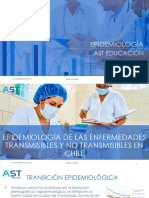 Epidemiología de Las Enfermedades Transmisibles y No Transmisibles en Chile (1)