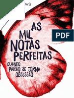 As Mil Notas Perfeitas - C. G. Drews