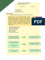 Ficha de practica Fundamentos del condicionamiento clásico- semana 12