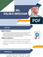 EXPOSICION 1 CONTROL DEL DOLOR E INFECCION