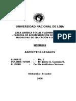 ASP. LEGALES