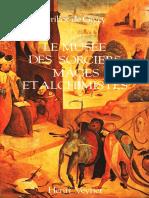 Dokumen.tips Le Musee Des Sorciers Mages Et Alchimistespdf