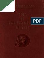 P. Cuthbert OFMCap - Vida de San Francisco de Asis