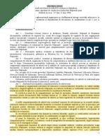 Instructiuni de Arhivare Ordin 217 Din 1996