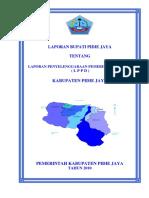 LPPD Kabupaten Pidie Jaya Tahun 2010