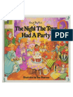 Blyton Enid The Night The Toys Had A Party