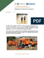 M5Organización en la atención de la emergencia