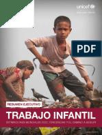 Trabajo Infantil Estimaciones Mundiales 2020, Tendencias y El Camino a Seguir