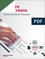 PDF Direito Tributario