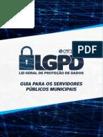 CARTILHA LGPD - Guia para Servidores Públicos Municipais
