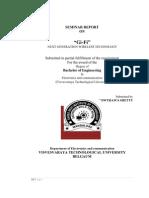 SEMINAR REPORT GI-FI