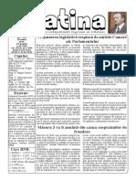 Datina - 10.06.2021 - prima pagină